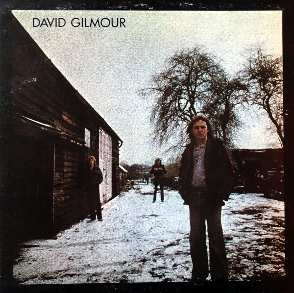 David Gilmour album cover