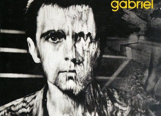 Peter Gabriel III album cover