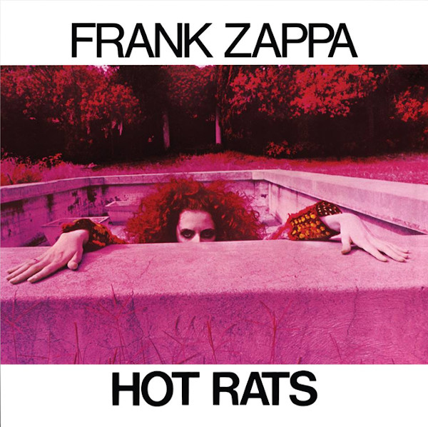 Hot Rats album cover