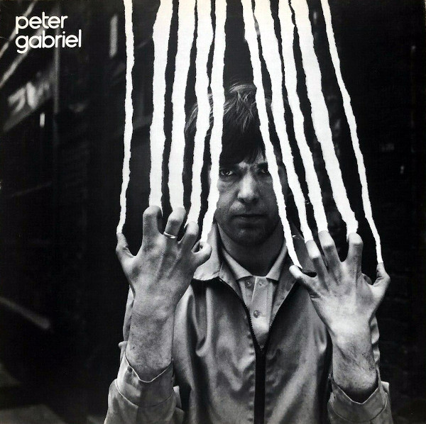 Peter Gabriel II album cover