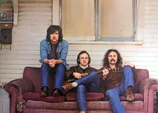 Crosby, Stills & Nash album cover