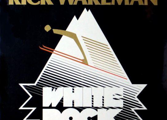 White Rock album cover