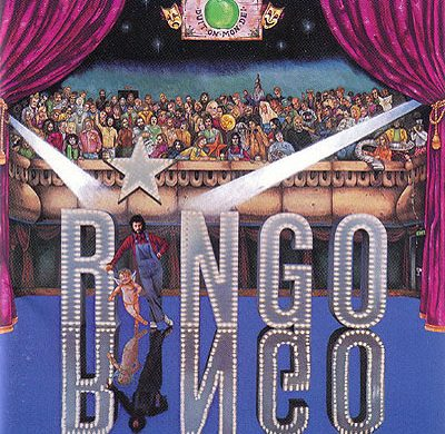 Ringo album cover