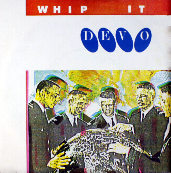 Whip It UK picture sleeve
