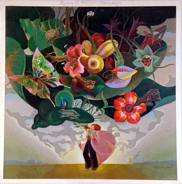 Musicmagic album cover