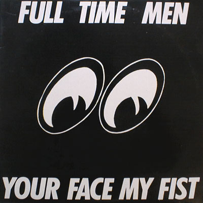 Your Face My Fist album cover