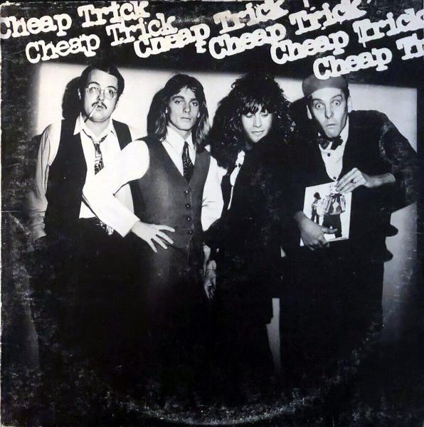 Cheap Trick album cover