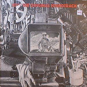 the original soutrack album cover