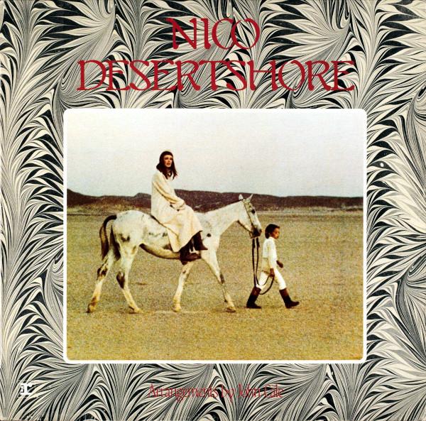 Desertshore album cover