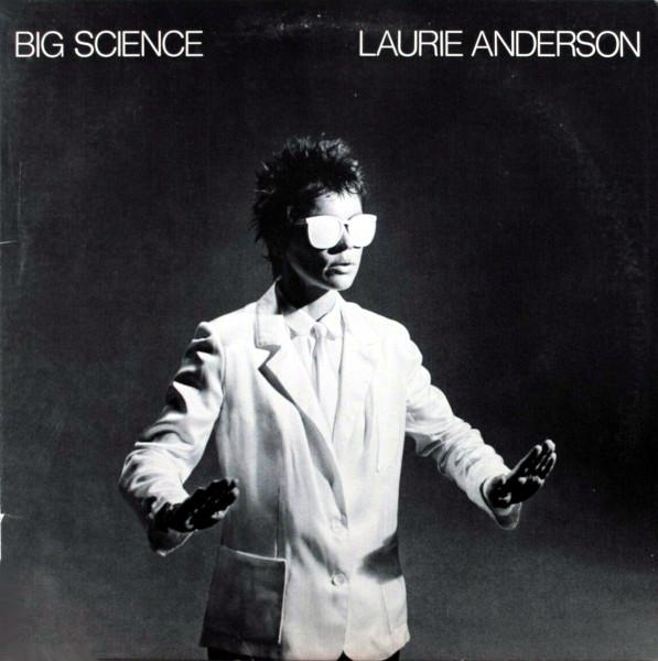Big Science album cover