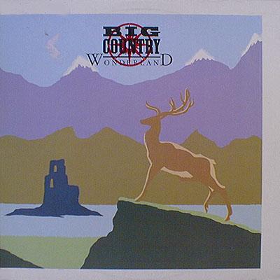 Wonderland album cover