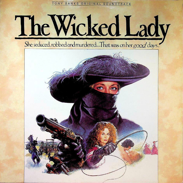 The Wicked Lady album cover