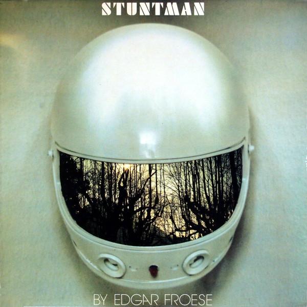Stuntman album cover