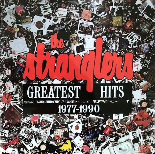 The Stranglers Greatest hits 1977-1990 album cover