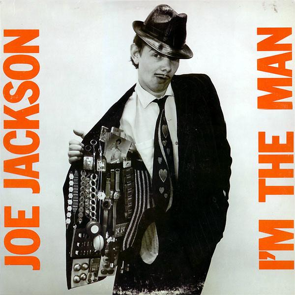 I'm The Man album cover