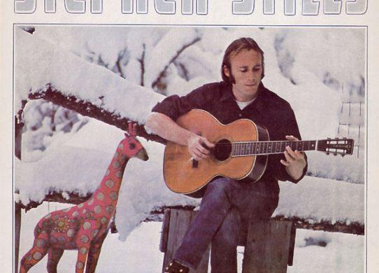 Stephen Stills album cover