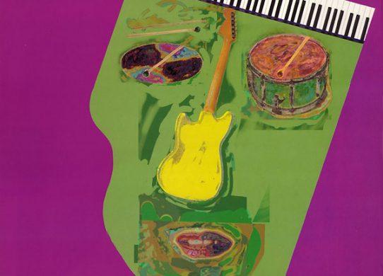 Mr. Music Head album cover