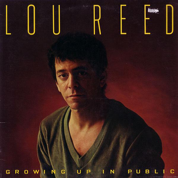 Growing Up In Public album cover
