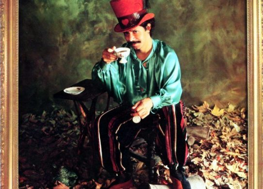 The Mad Hatter album cover