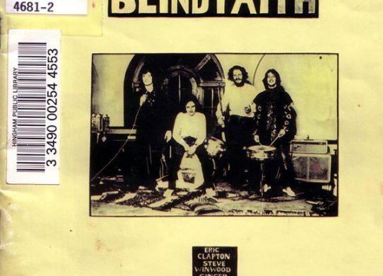 Blind Faith album cover