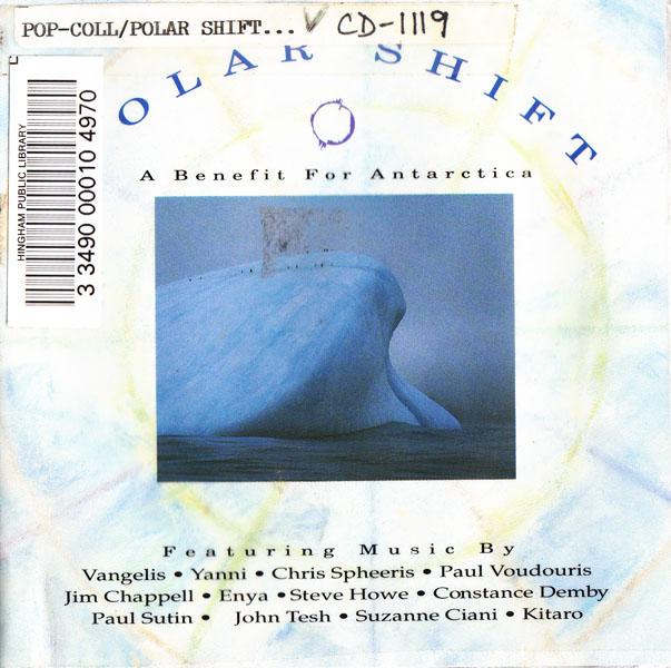 Polar Shift album cover