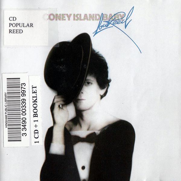 Coney Island Baby album cover