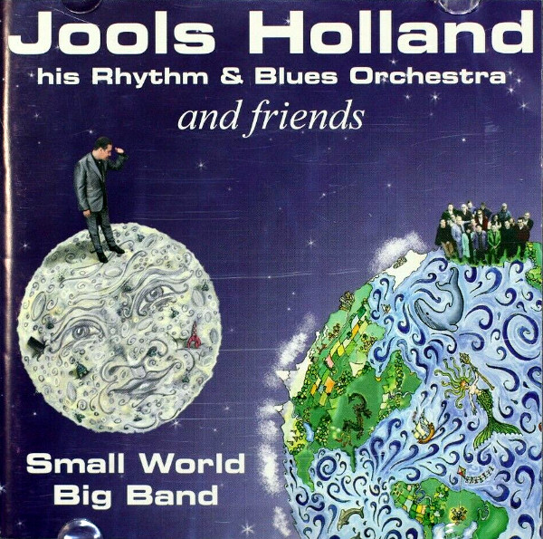 Small World Big Band album cover