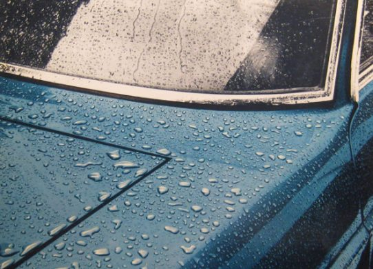 Peter Gabriel 1977 album cover