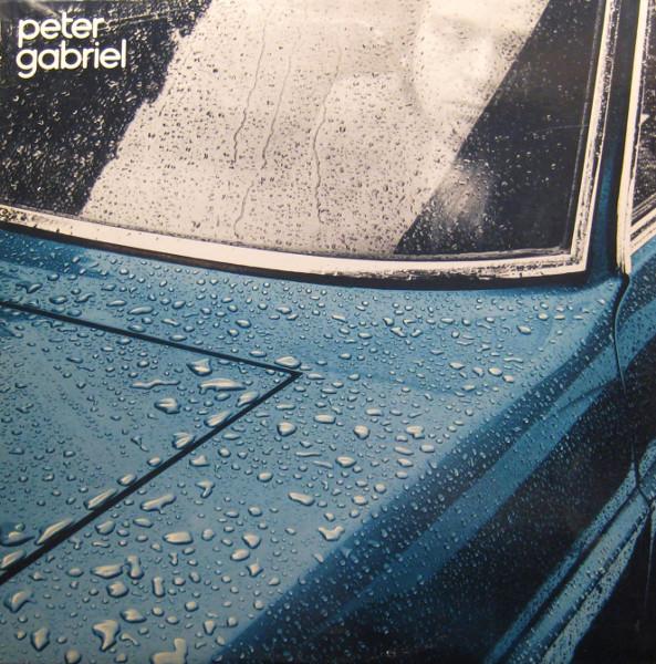 Peter Gabriel 1977 album cover