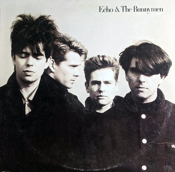 Echo & The Bunnymen album cover