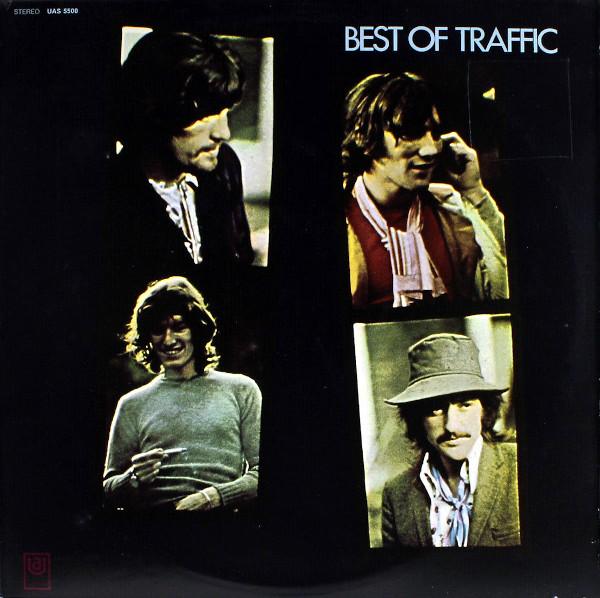 Best of Traffic album cover