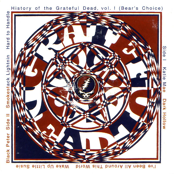 History of the Grateful Dead, Vol. 1 album cover