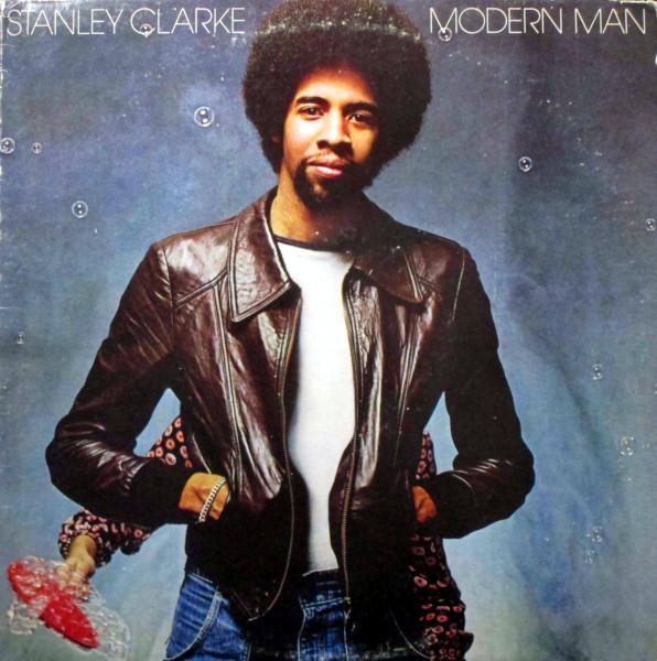Modern Man album cover