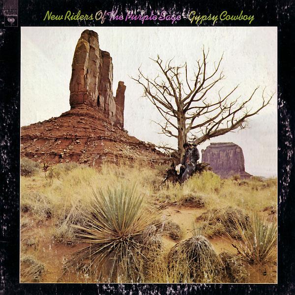 Gypsy Cowboy album cover