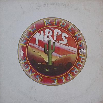 New Riders of the Purple Sage album cover