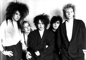 the cure band image