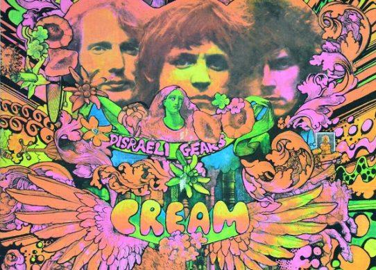 Disraeli Gears album cover