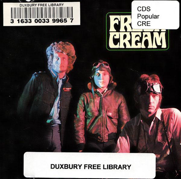 Fresh Cream album cover