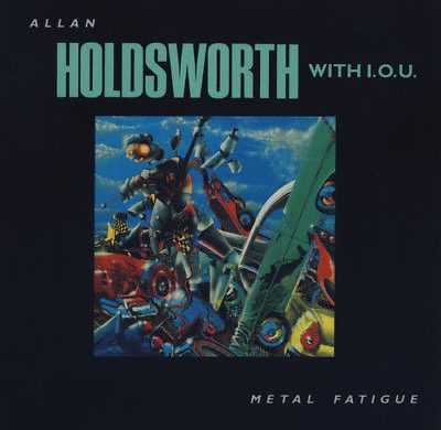 Metal Fatigue album cover