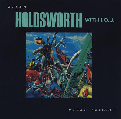 Metal Fatigue album cover