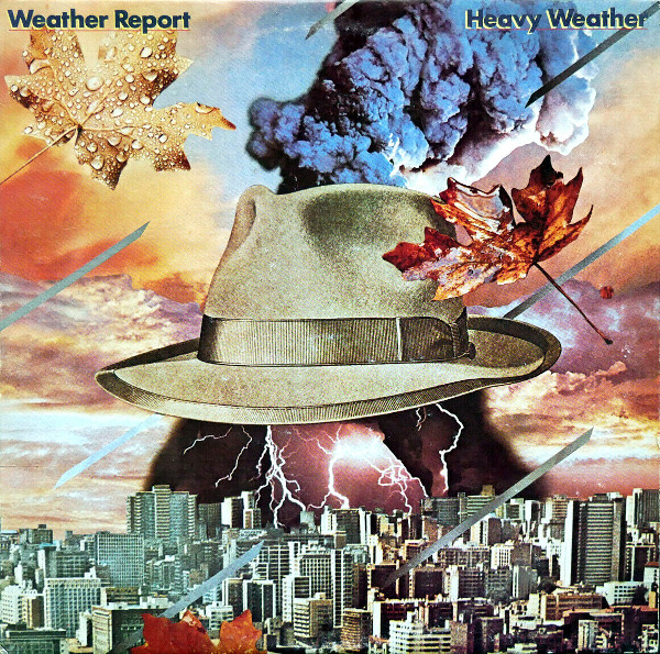 Heavy Weather album cover