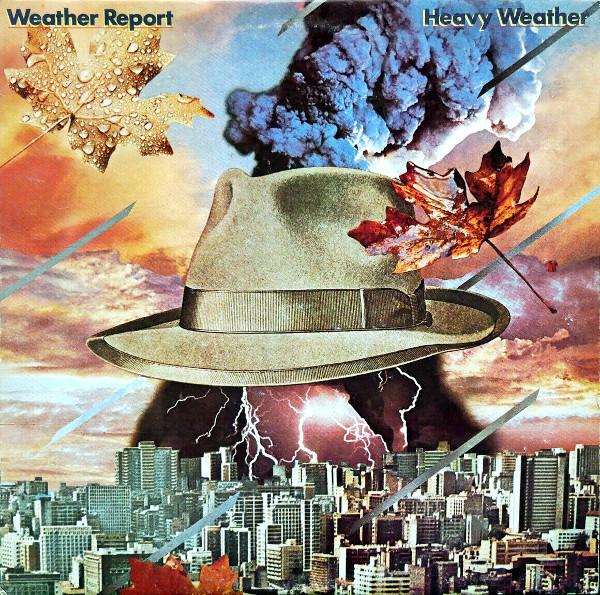 Heavy Weather album cover