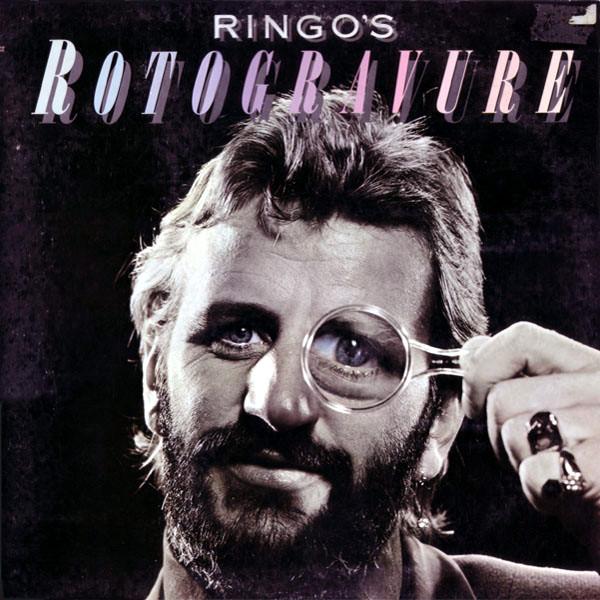 Ringo's Rotogravure album cover