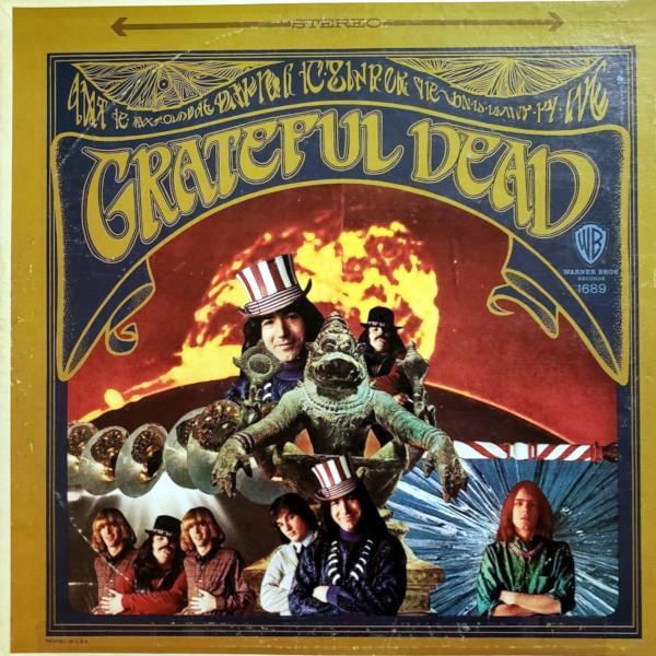 Grateful Dead album cover