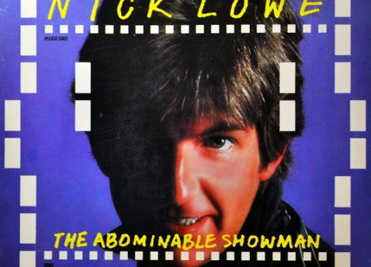 The Abominable Showman album cover