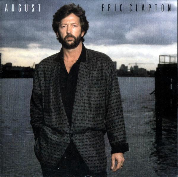 August album cover