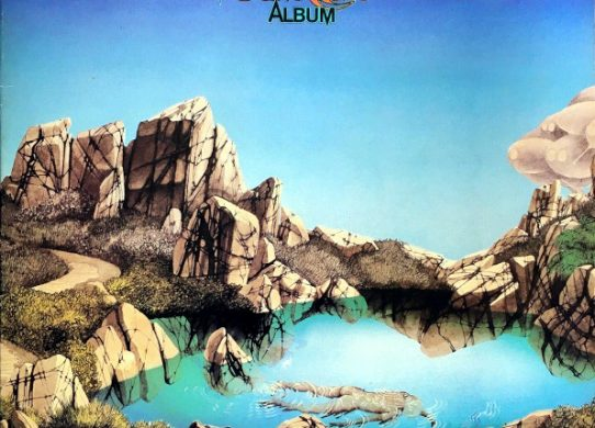The Steve Howe Album album cover