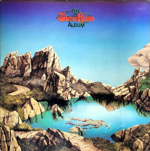 The Steve Howe Album album cover