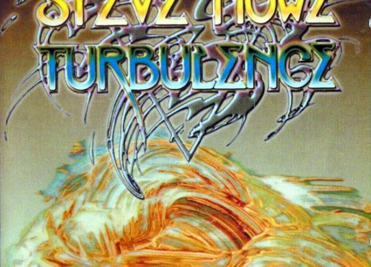 Turbulence album cover