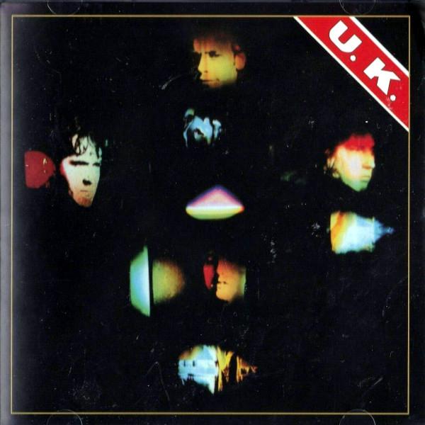 U.K. album cover